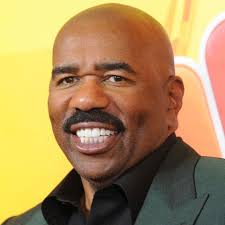 Headshot of Steve Harvey